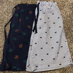 Men's Small Sleep Shorts